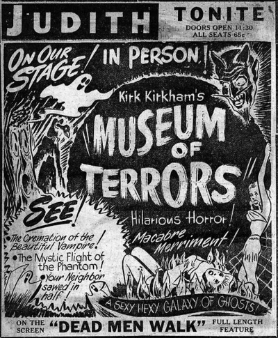 Museum of Terrors
