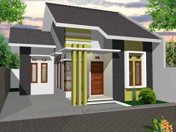 43 Best And Latest Usa Minimalist Home Designs In 2020 Small House Exteriors Building A House Bungalow House Design