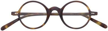 Ermes Brille Horn rund, Hornbrille rund für Damen und Herren jetzt online bestellen, versandkostenfrei von Lunettes Selection in Berlin