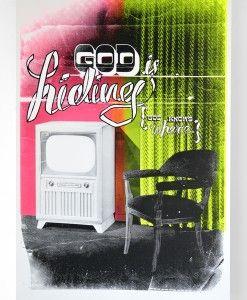 GOD IS HIDING