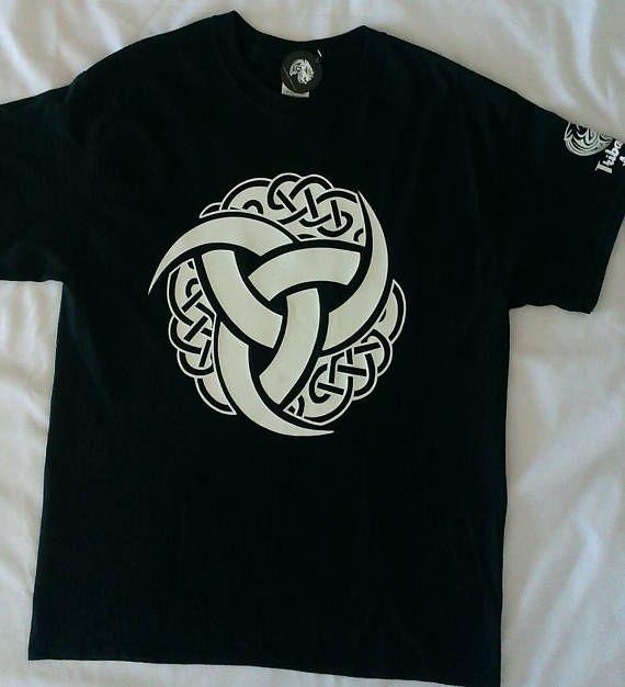 Women's Ladies Graphic Tribal T/Shirt (Celtic Graphic) - Tribal - Tribal Tee - Tribal style - Tribal wear - Tattoo graphic - Tribal graphic