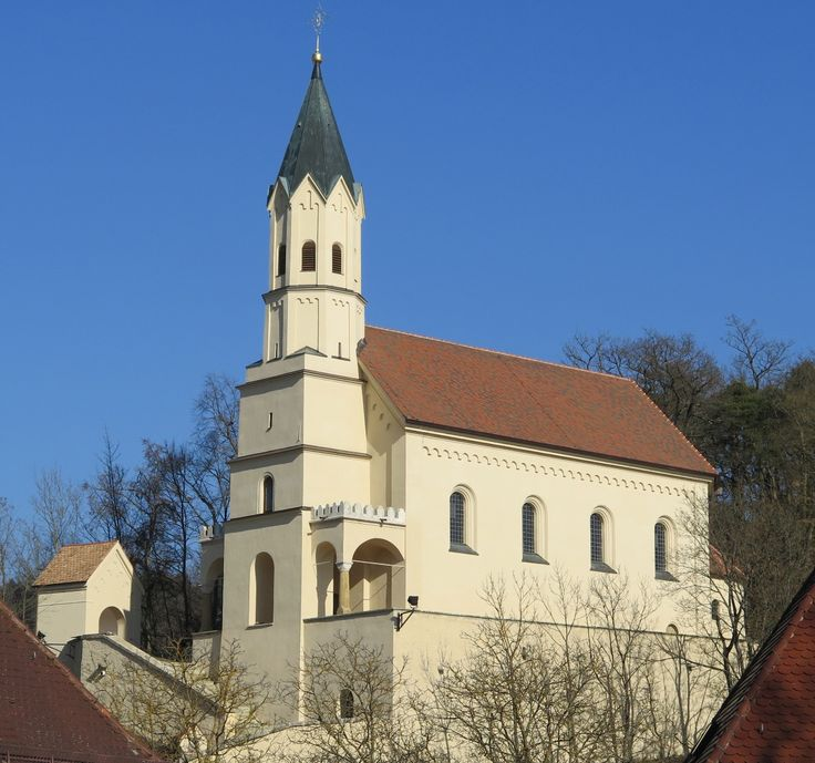 St. Salvator, Donaustauf