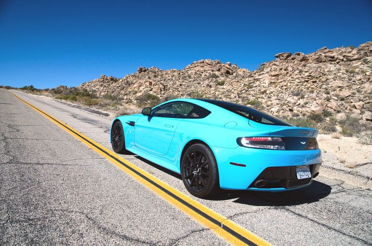 2015 Aston Martin V-12 Vantage S Specs, Price and Review