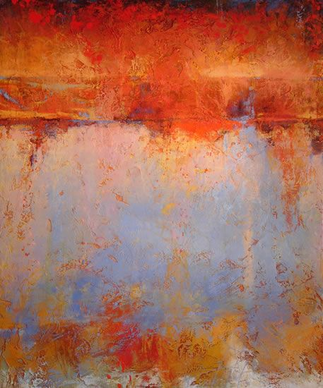 mirage ~ oil on panel ~ by jeannie sellmer