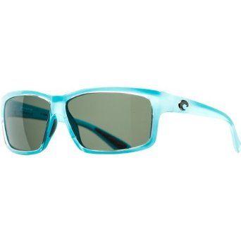 Costa Del Mar Cut Polarized Sunglasses - Costa 580 Glass Lens Ocean Gray, One Size Costa Del Mar. $198.95