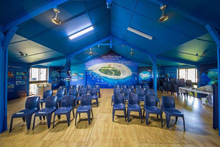 Lady Elliot Island Education Centre | www.ladyelliotisland.com.au #thisisqueensland #seeaustralia