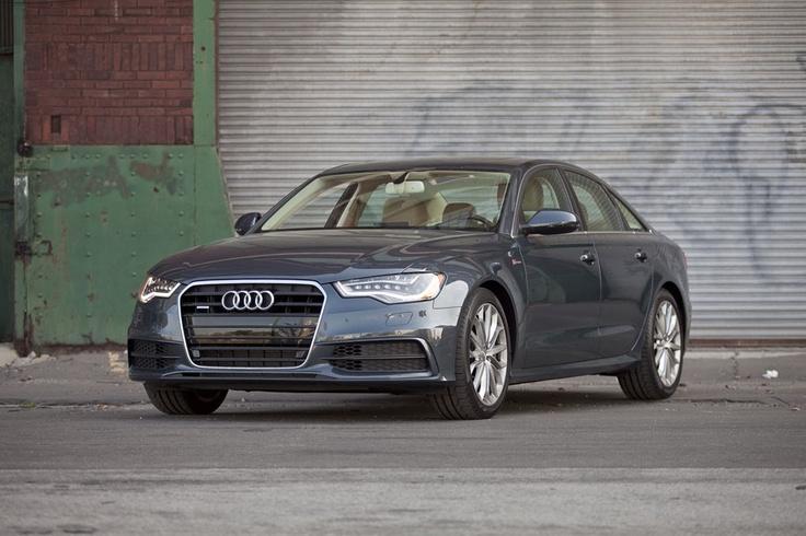 2012 Audi A6, photo by Cars.com