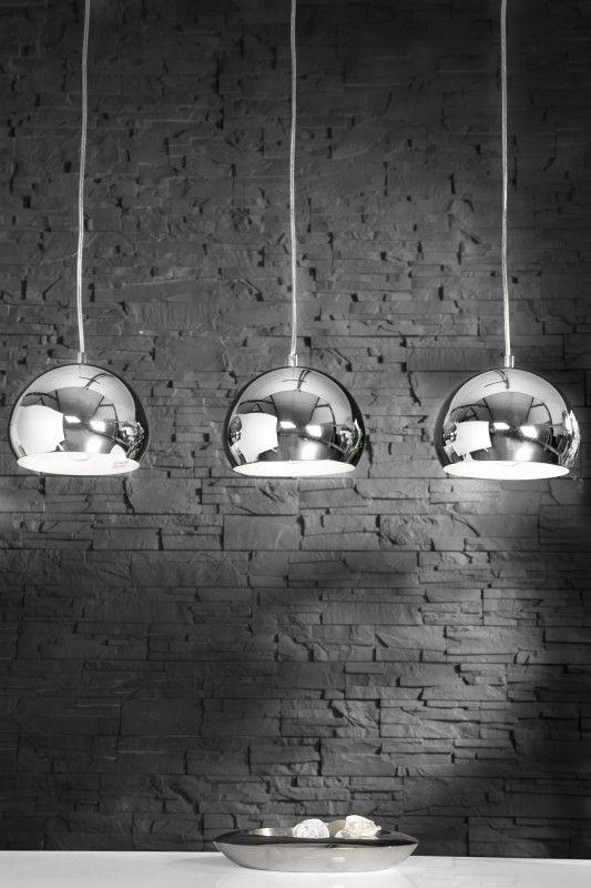 Lampa wisząca Three Balls - Interior i-17760 | 9design Warszawa