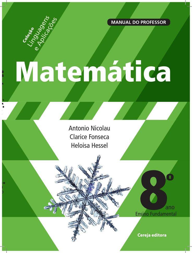 Matemática - Linguagens e Aplicações - 8º ano