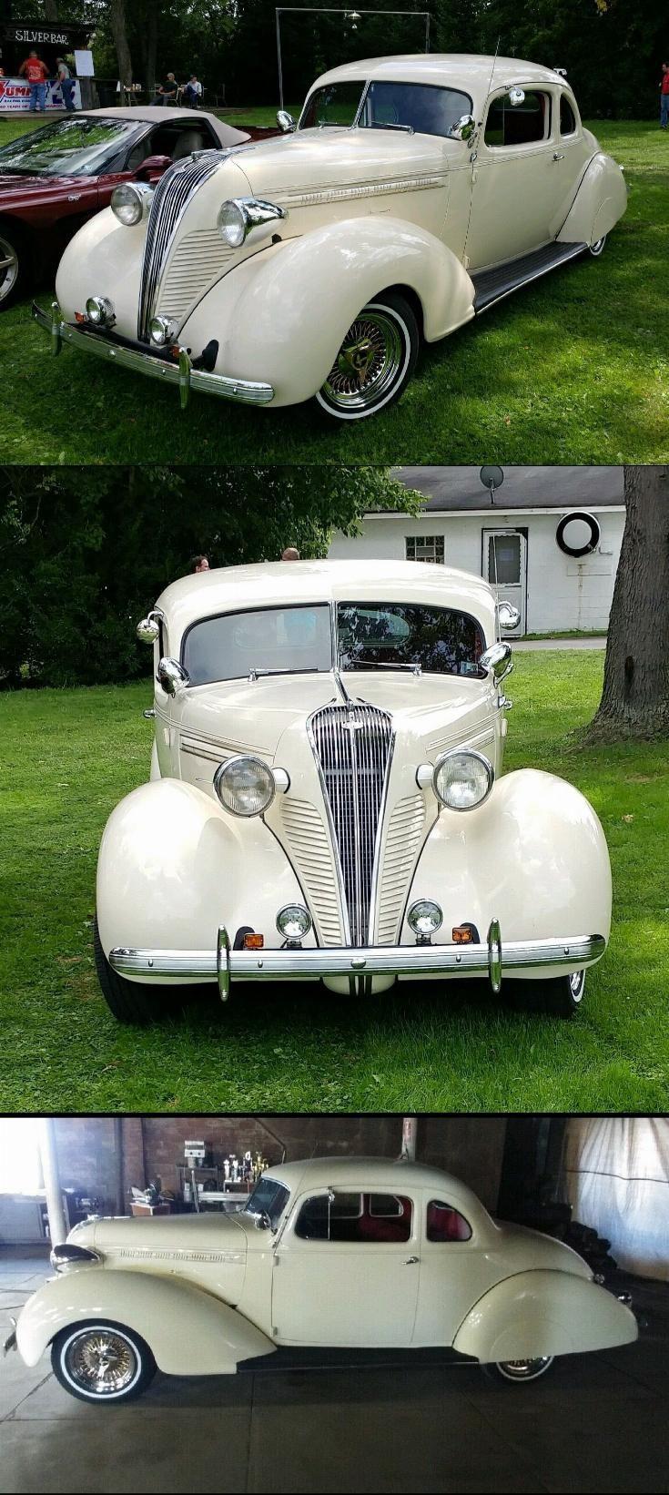 1937 Hudson Terraplane Utility Coupe Hudson Terraplane Collector Cars For Sale Antique Cars