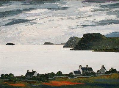David BARNES-Light in the Straits