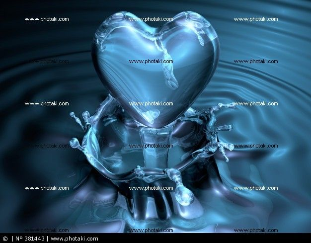 http://www.photaki.com/picture-3d-glass-heart-made-of-water_381443.htm
