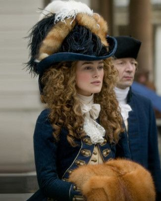 "Keira Knighley in ""The Duchess"" - costume designer Michael O'Connor 2008"