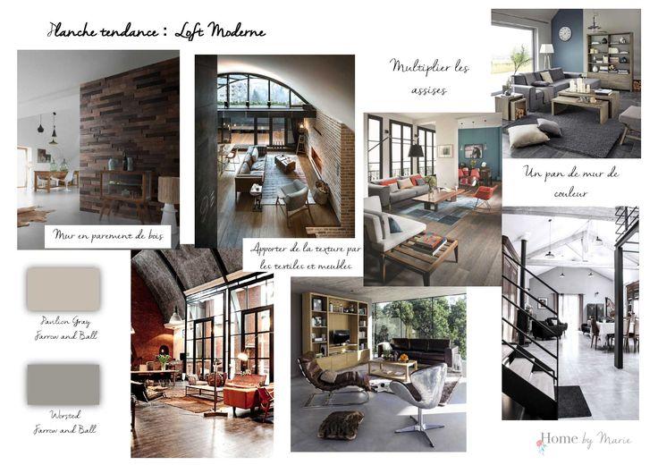 Une maison aux airs de Loft Moderne