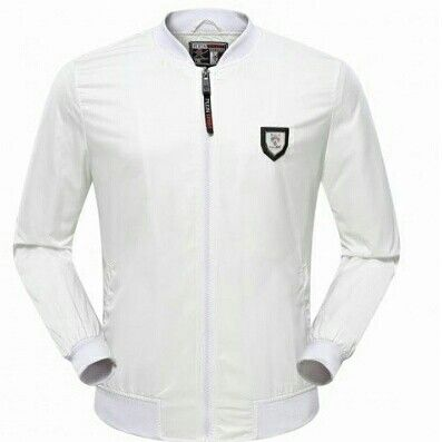 2017 PHILIPP PLEIN NEW Jacket White n1035