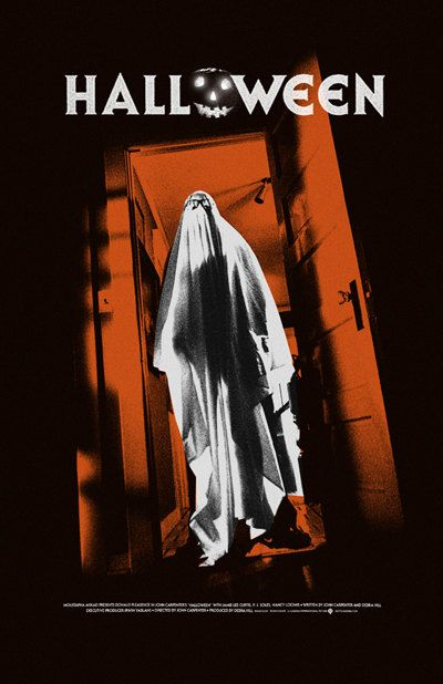 halloween alternative movie poster - Halloween Mondo Poster