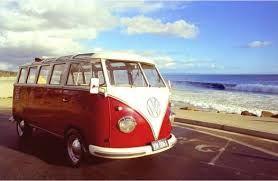 Resultado de imagen para vans carro hippie