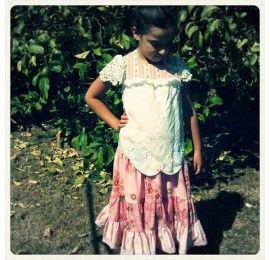 Vintage Dress 2 by Miss Haidee
