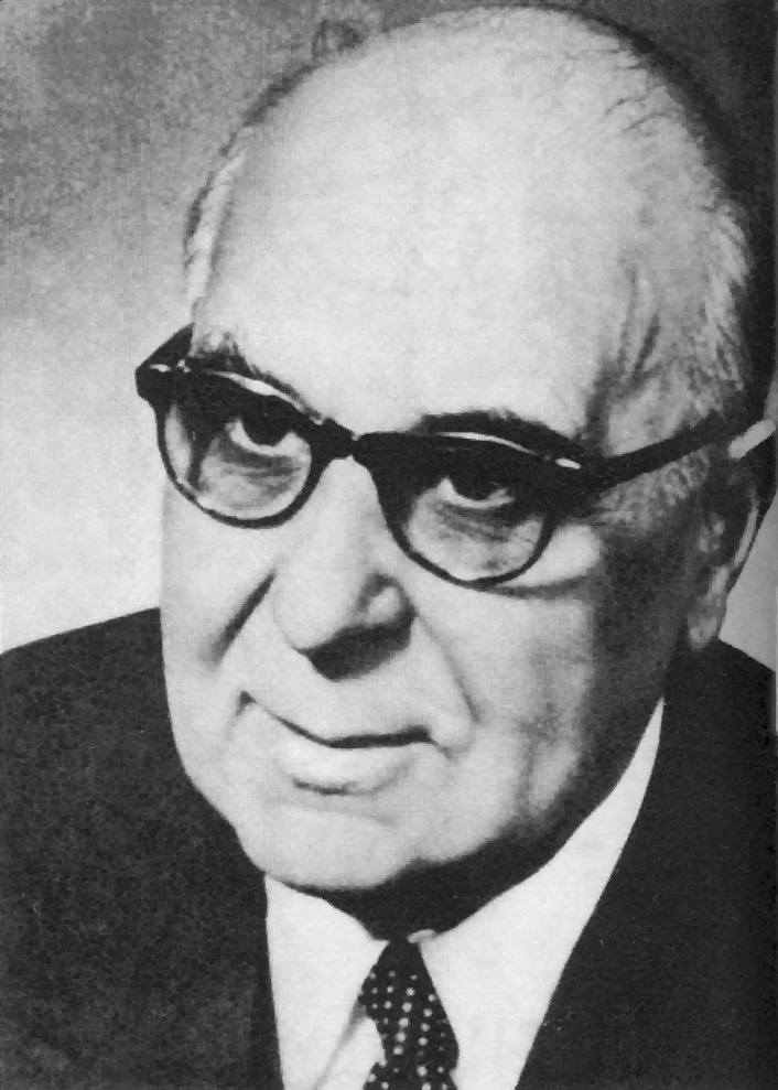 Giorgos Seferis!  (1900-1971)    one of the most important Greek poets of the 20th century, and a Nobel laureate - also a career diplomat in the Greek Foreign Service     More about Seferis and his poems on Poemhunter  http://www.poemhunter.com/giorgos-seferis/