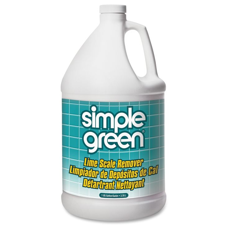 Simple Green Lime Scale Remover -