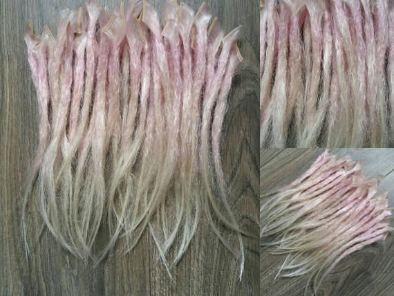 Bekijk dit items in mijn Etsy shop https://www.etsy.com/nl/listing/526968410/sale-35-pink-permanent-synthetic