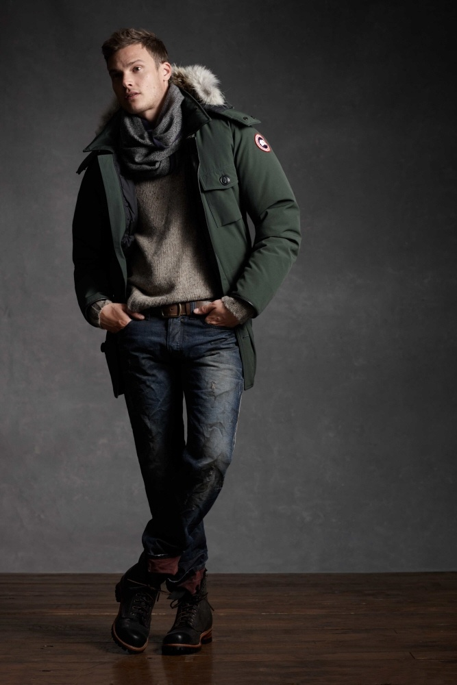 Mens Styling by Jodi Taylor at #canadagoose #streetstyle #men