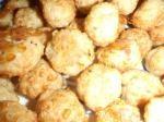 THERMOMIX CHEESY chicken BALLS