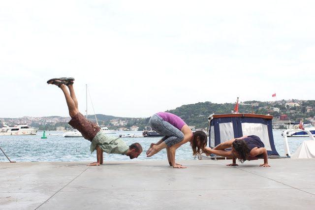 Yoga Kültür: Yoga For Swimmers / Yüzücüler İçin Yoga