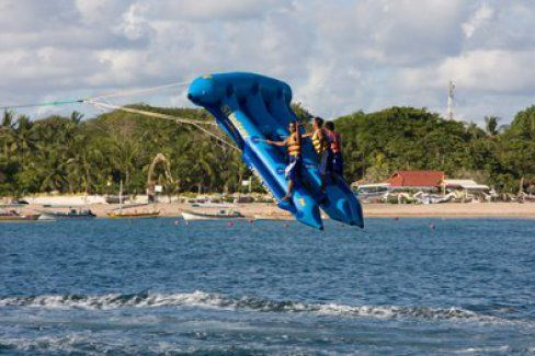 Couple Offer - Fly on the Flying Fish in Bali, Indonesia - BeMyGuest