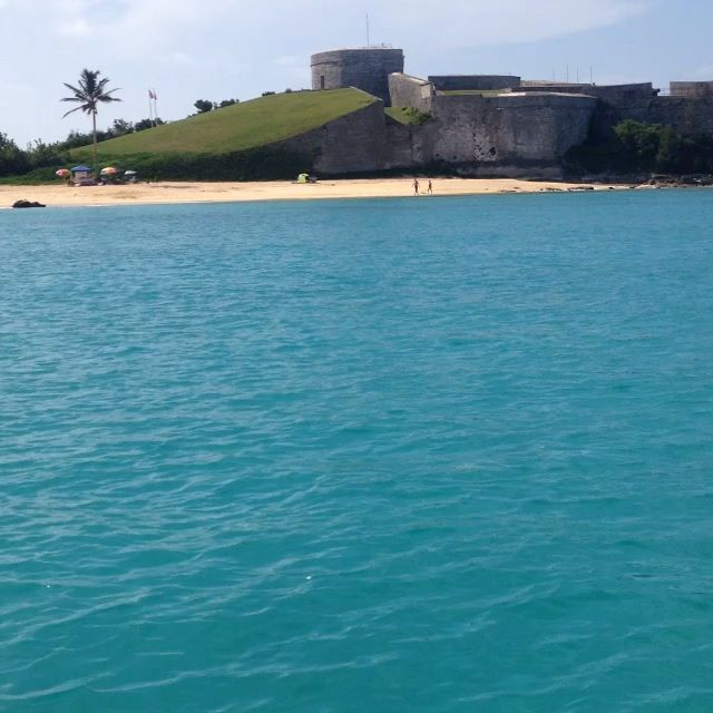 St Fort Catherine's Bermuda.