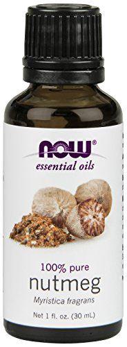100% PureMyristica fragrans Ingredients: 100% pure nutmeg oil Aroma: Spicy nutty soft sweet aromaBenefits: Energizing stimulating warmingAbout Nutmeg...