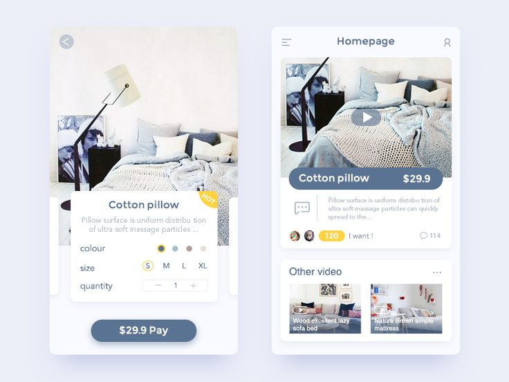 Ecommerce by kihoo - Dribbble