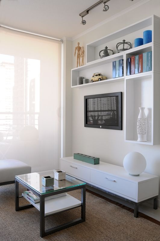 Living,2 Dormitorios, Sara del Campo