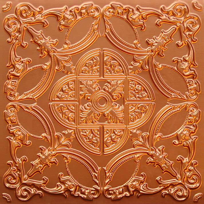 decorative ceiling tiles inc store golden prague faux tin ceiling tile glue up copper ceiling
