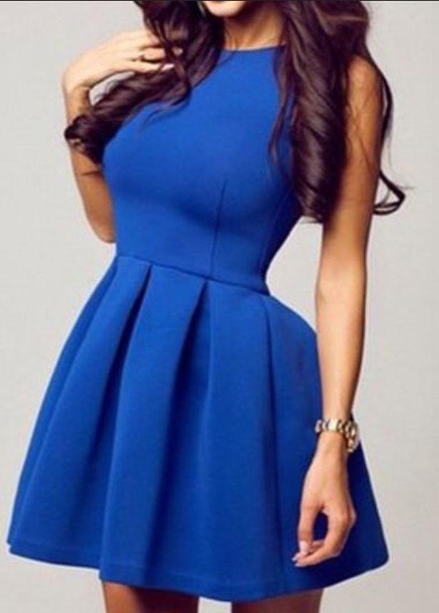Cute Royal Blue Homecoming Dresses, Short Prom Dresses, Lovely Party Dresses, Custom Made Homecoming Dresses, Homecoming Dresses