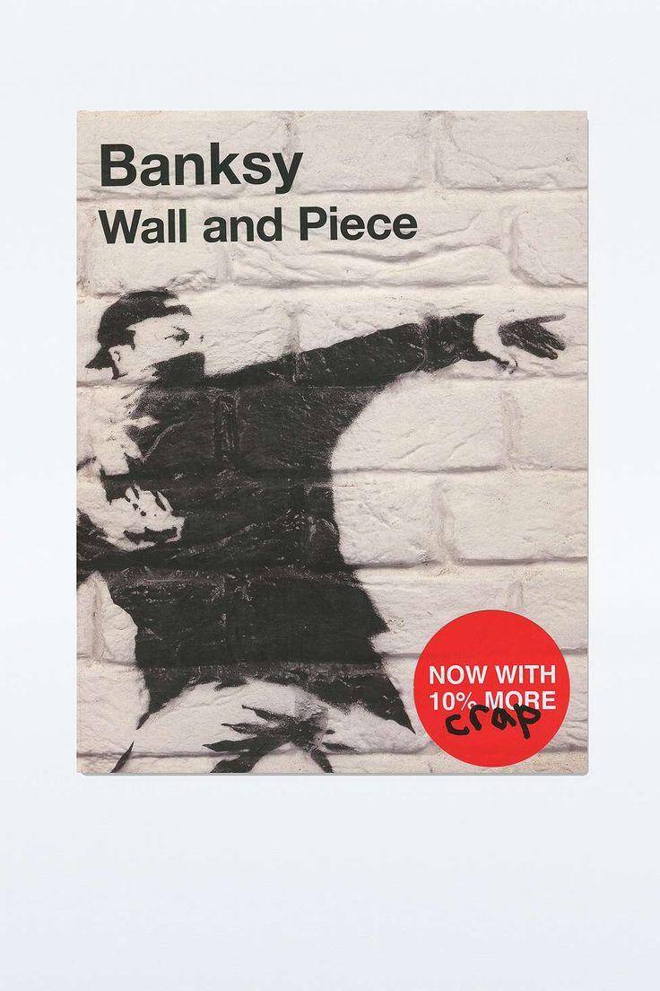 Banksy: Wall & Piece Book