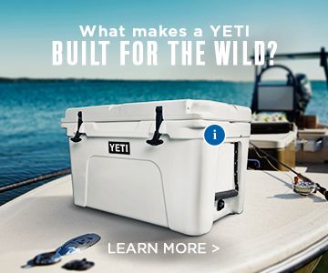 YETI Coolers are built for the serious outdoor enthusiast. They can take the abuse we knew we'd put it through out in the field and on the water. Simply won't break. We decided early on that product innovation would come from necessity and firsthand experience. Our coolers are manufactured in the USA at facilities located in Iowa, Illinois, Ohio as well as at a third facility located in the Philippines. Want a YETI made in the USA? Call us at 512-394-9384 and we'll make it happen.