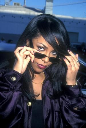 "Buddy Holly died at age 22 in a plane crash that took the lives of fellow rising rock and roll stars Richie Valens and J.P. ""The Big Bopper"" Richardson.: Aaliyah (1979-2001)"