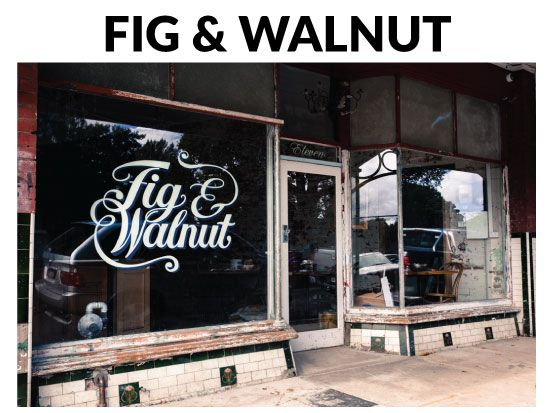 Fig & Walnut, What an amazing little gem this is going to be. Directly opposite from Seddon station, F & W will have the home grown attitude. Raised Veggie gardens and a homely & warm fit out have us waiting in anticipation for their opening date which is TBA.