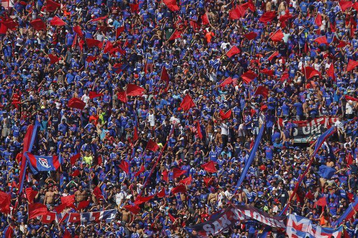Universidad de Chile vs Colo Colo | El espectacular ambiente en las tribunas del Nacional| Fotogalería | album | AS.com