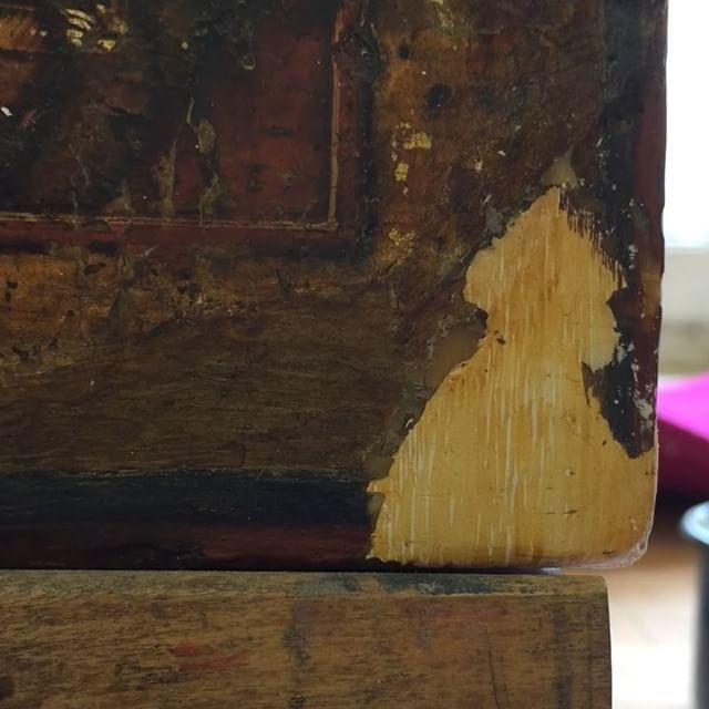 16 best Restaurierung images on Pinterest Restoration, Gold leaf - küche zu verschenken münchen