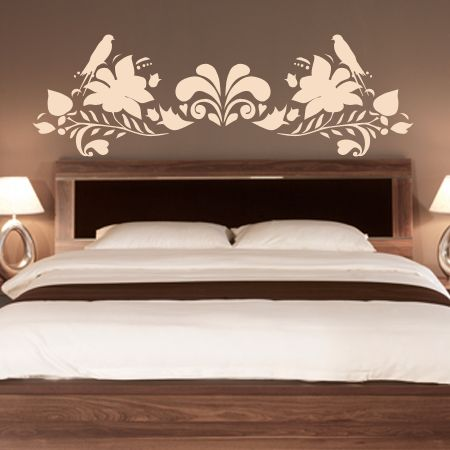 25 best ideas about stickers tete de lit on pinterest t te de lit autocollant stickers pour. Black Bedroom Furniture Sets. Home Design Ideas