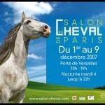 Advertising - Horse - Salon du Cheval de Paris 2007  www.pegasebuzz.com/leblog