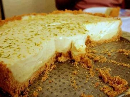 Torta de limão - Receita CyberCook