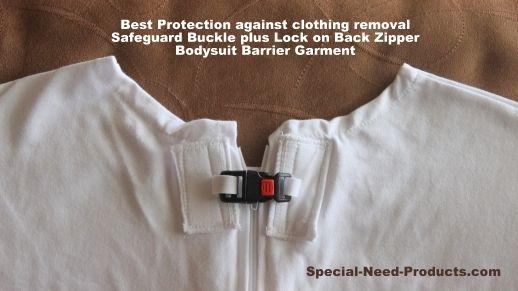Childproof Onesie Bodysuit - Ultra Barrier