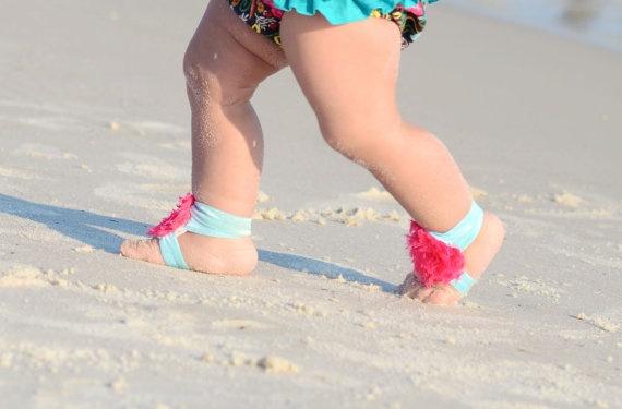 <3: Baby Sandals, Baby Girls, Baby Footwear