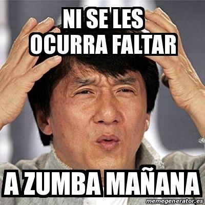 memes de zumba21