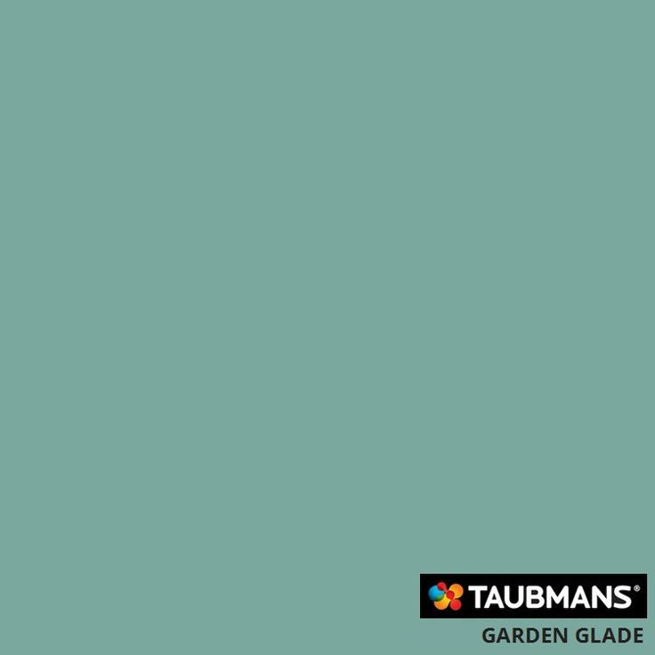 #Taubmanscolour #gardenglade