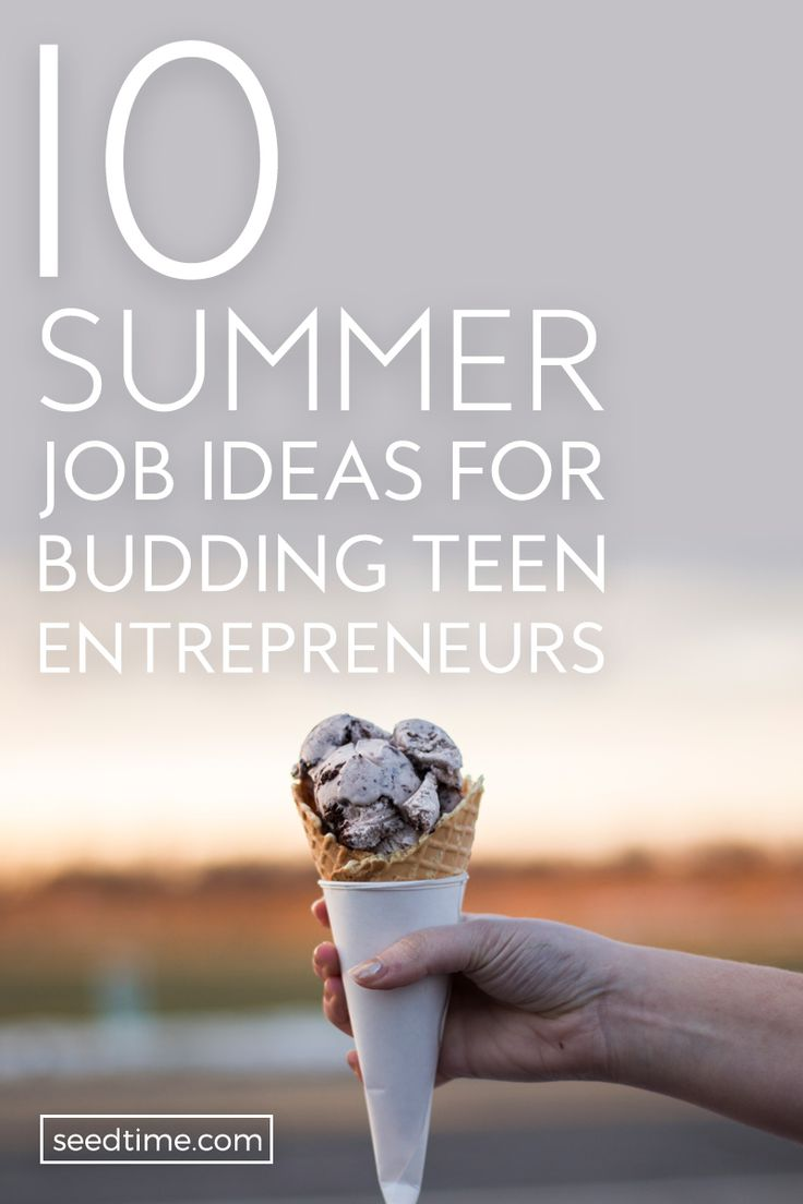 10 Summer Job Ideas for Budding Teen Entrepreneurs - Learn how I made it to 100K in one months with e-commerce!