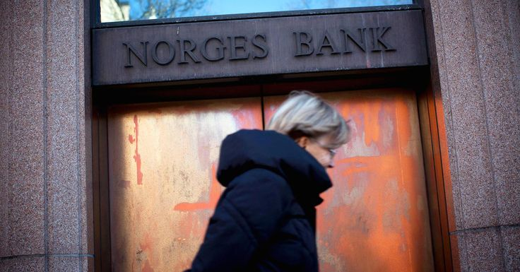 "Norges Bank ""is a huge player in global bonds, and as such, many sovereign wealth funds follow the allocation lead of Norway,"" said Nicholas Glinsman, chief investment officer at financial advisory firm Evo Capital. ""Emerging market debt is one asset class so removed, and it... - #Biggest, #Chan, #Finance, #Fund, #Sovereign, #Wealth, #Worlds"